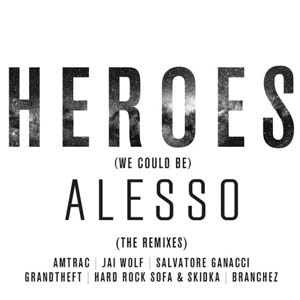 Heroes We Could Be The Remixes